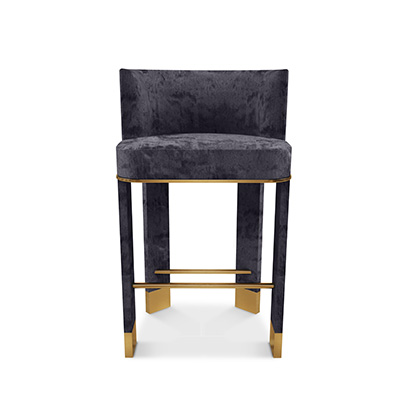 Geoffrey - Counter Height Bar Chair