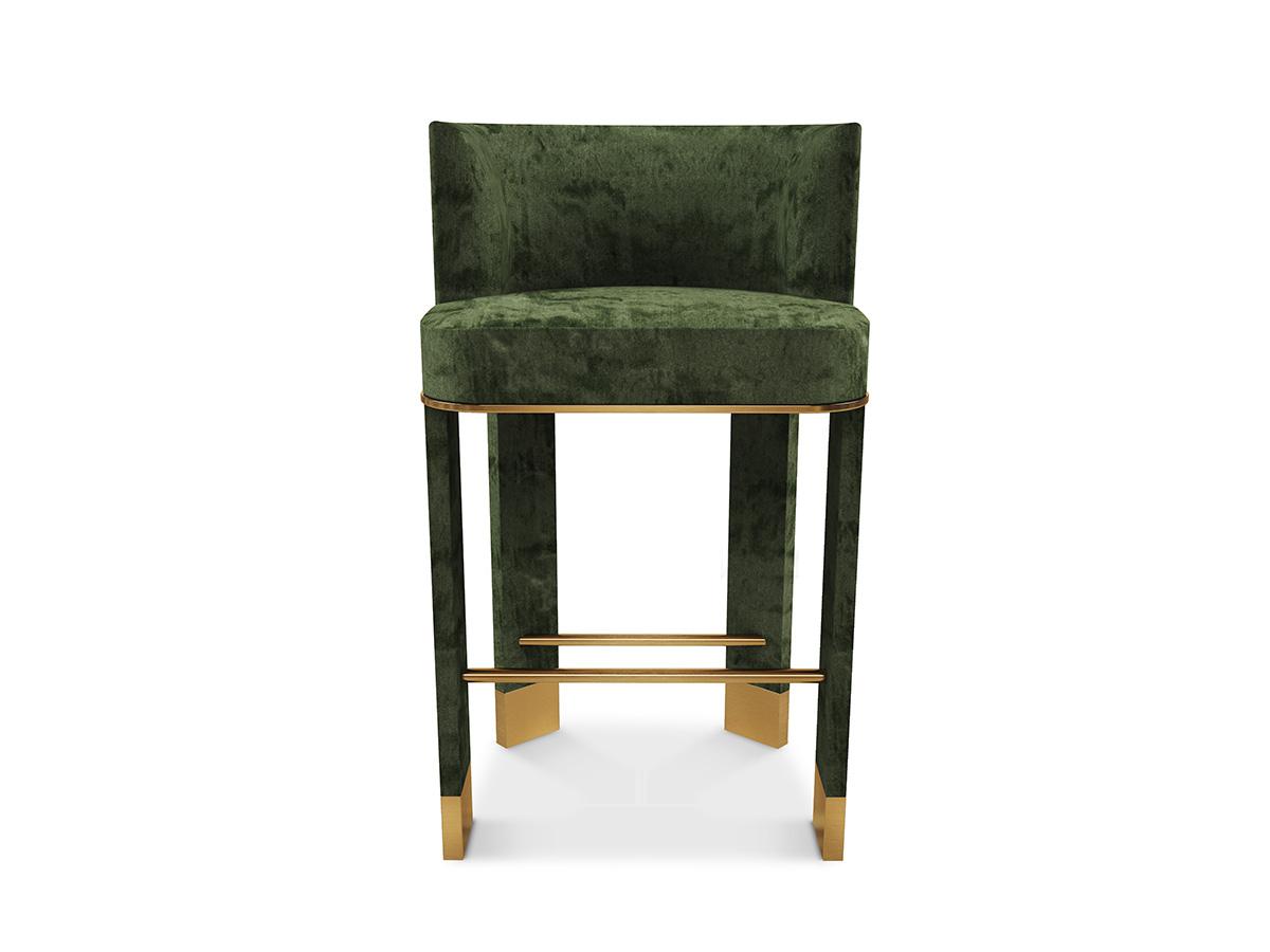 Geoffrey – Counter Height Bar Chair