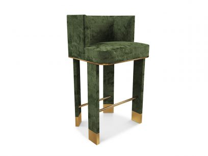 Geoffrey – Counter Height Bar Chair