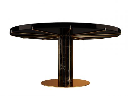 dandelion-luxury-contemporary-dining-table-clear-glass-polished-brass-marble-byswans-3
