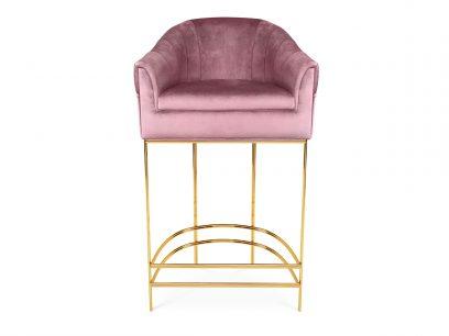 keira-modern-contemporary-bar-stool-polished-brass-pink-velvet-byswans-3