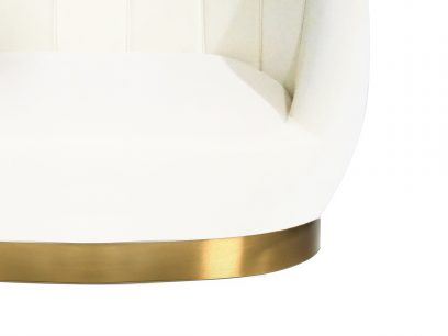 Madonna – Luxury Bespoke Hotel Lobby Single Sofa