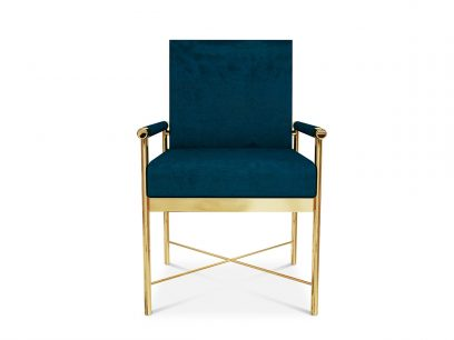 Meryl Luxury Dining Chair from BySwans – Bold Statement Furniture