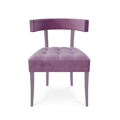 Kelly Dining Chair - Luxury Bespoke Upholstery