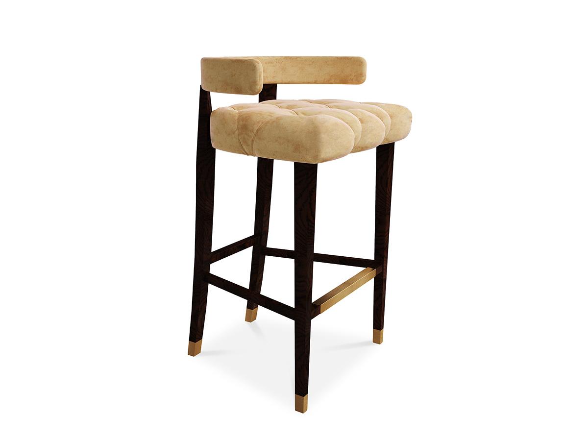 Kelly – Luxury Bespoke Bar Chair