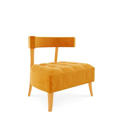 Kelly - Luxury Bespoke Armchair