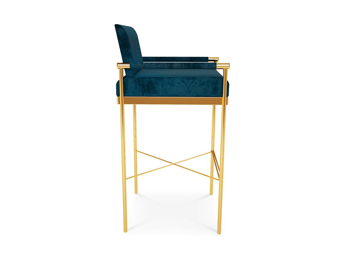 Meryl Bar Chair Byswans Bold Statement Furniture