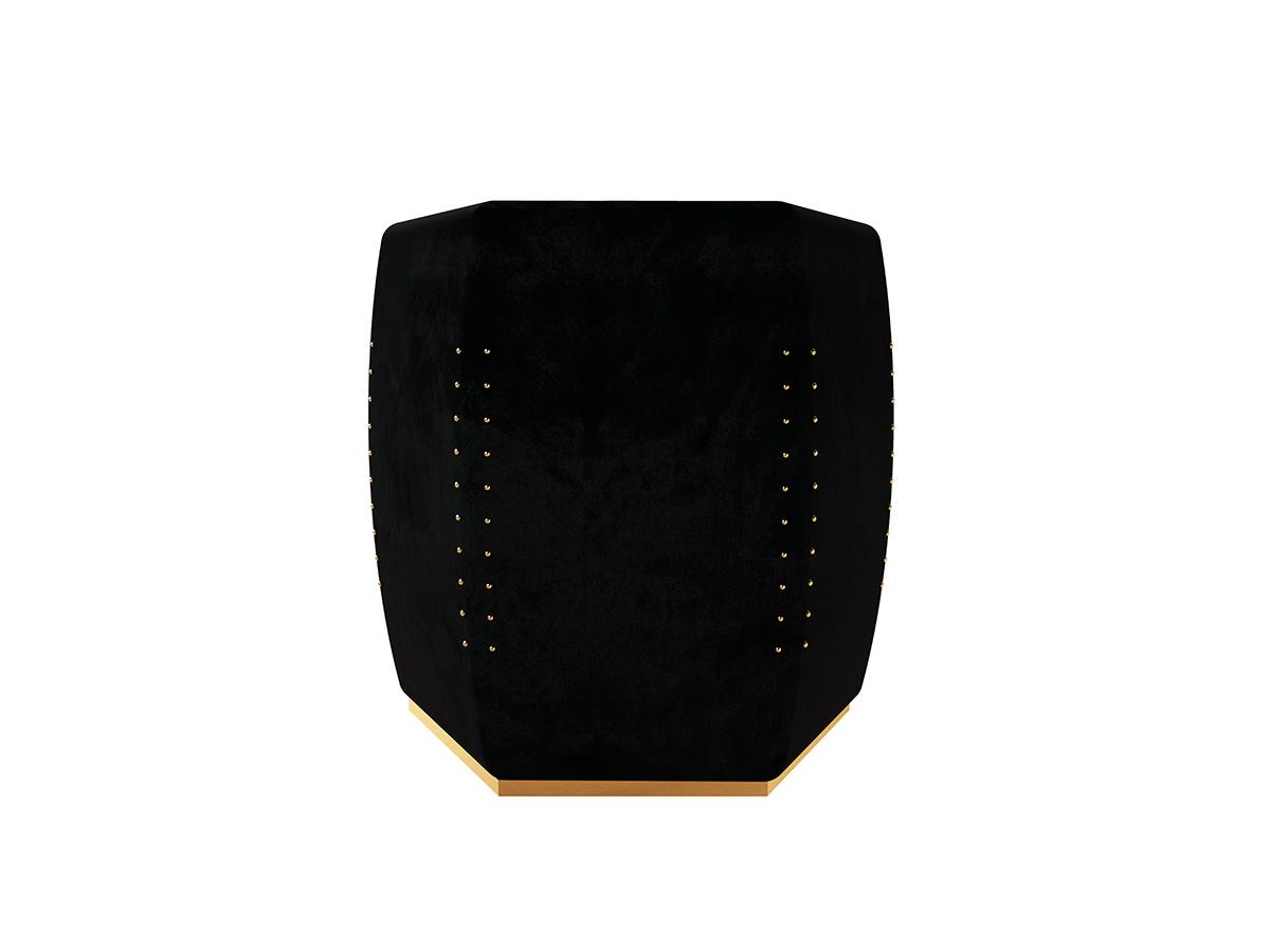 oscar-contemporary-stool-black-velvet-brass-nails-restaurant-hotel-byswans-upholstery-1