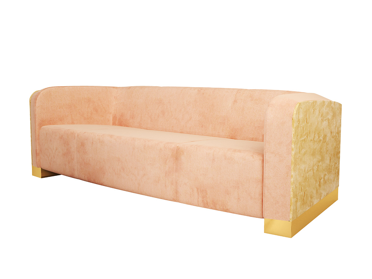 Scarlett Sofa – Luxury Bespoke Upholstery