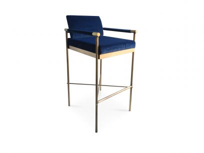 meryl-luxury-contemporary-bar-chair-velvet-blue-navy-brass-1