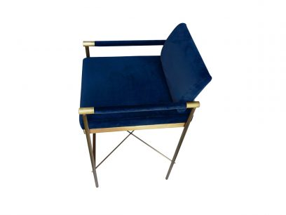 meryl-luxury-contemporary-bar-chair-velvet-blue-navy-brass-3