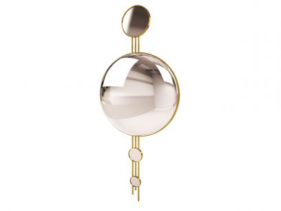 Dali – Luxury Bespoke Oversized Convex Mirror