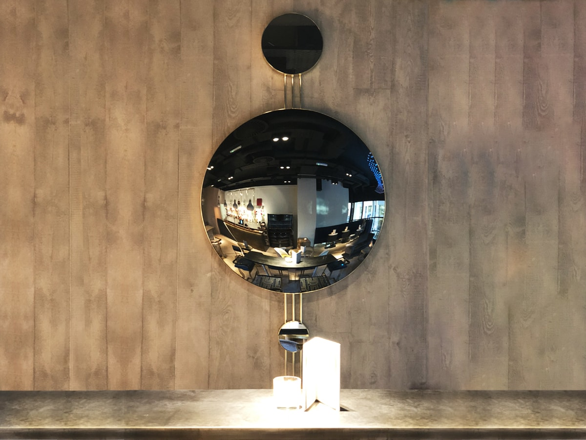 Dali – Luxury Wall Mirror from BySwans at Albatross & Arnold in Manchester, United Kingdom
