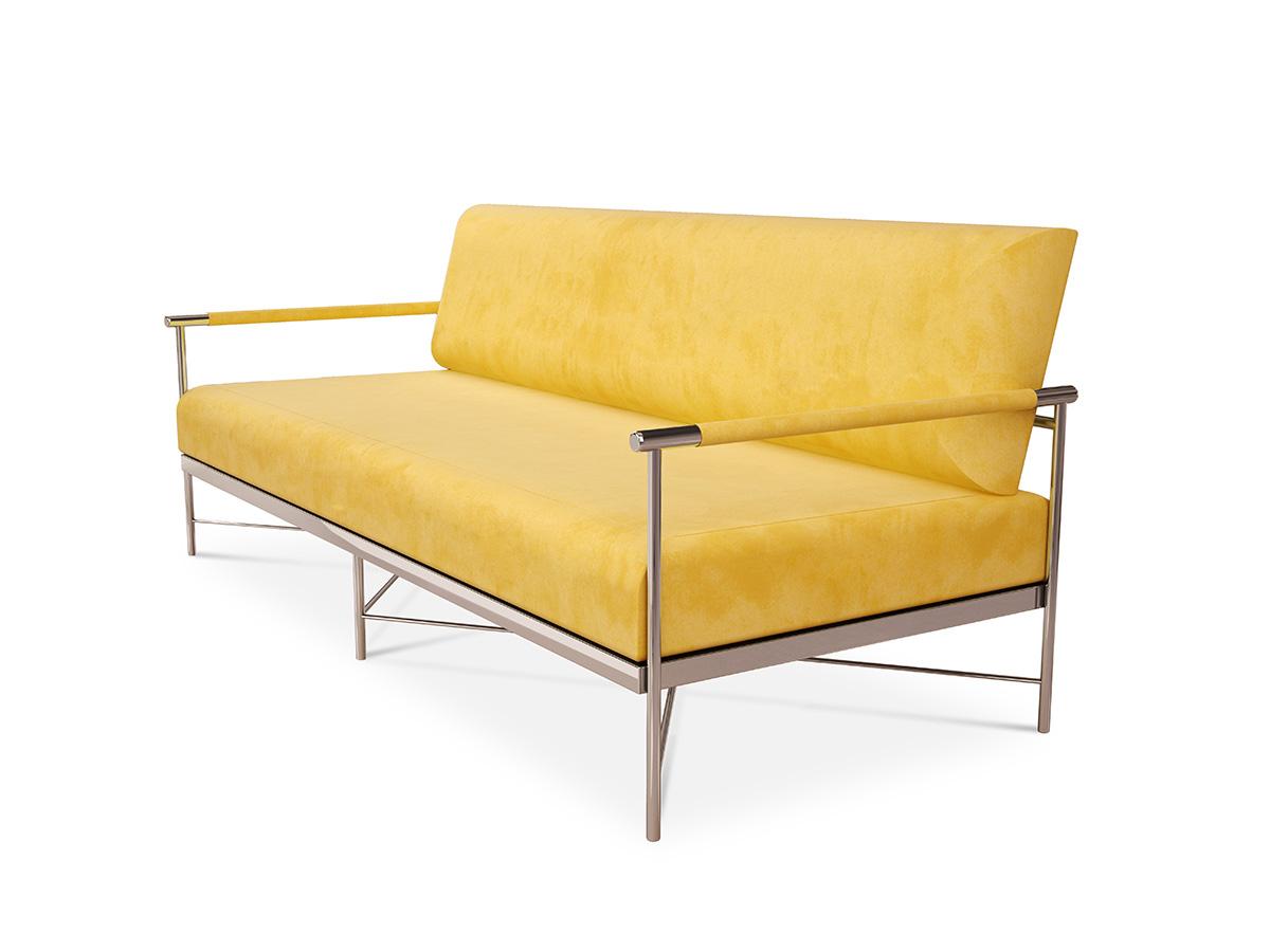 Meryl – Luxury Bespoke 3 Seater Sofa
