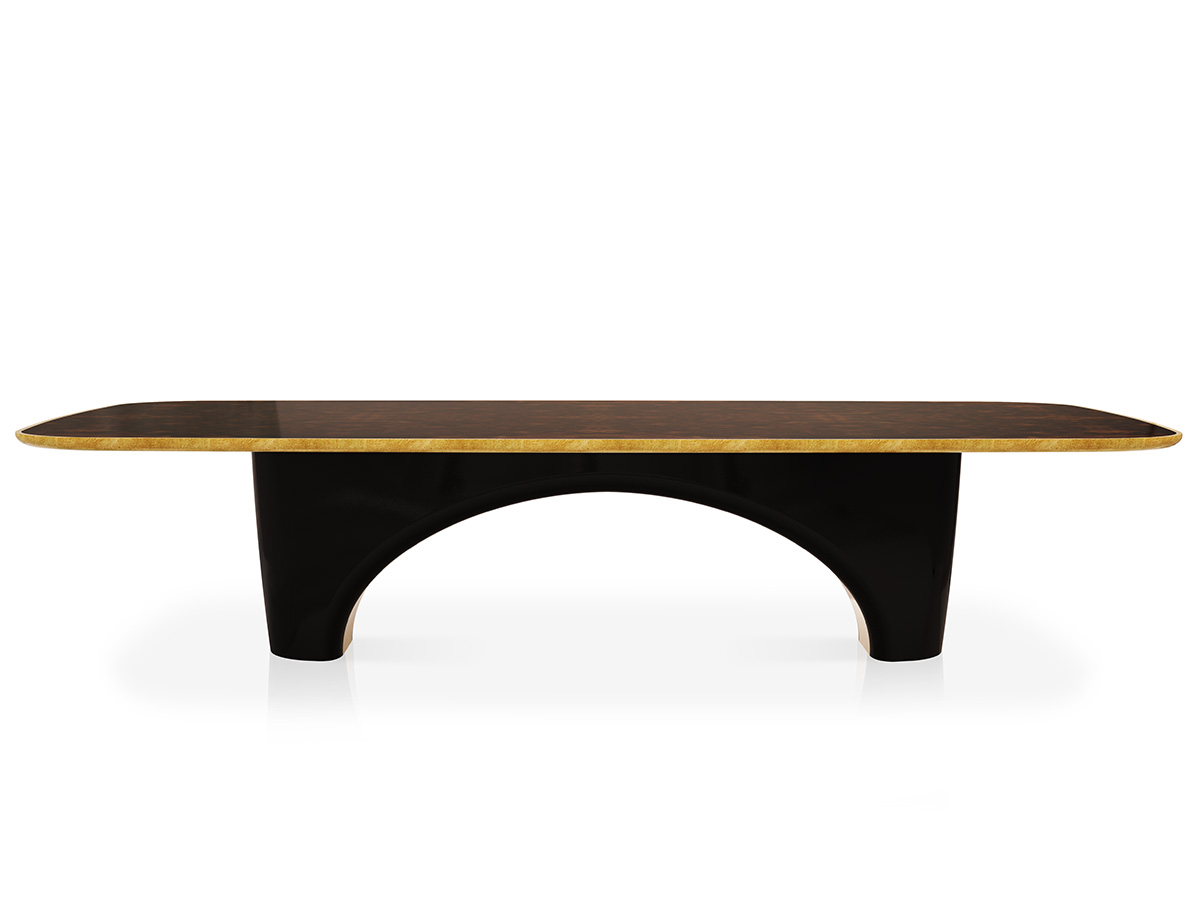 Mesa – Luxury Bespoke Upholstered Dining Table