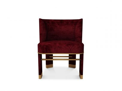 Geoffrey – Bespoke Dining Chair from BySwans