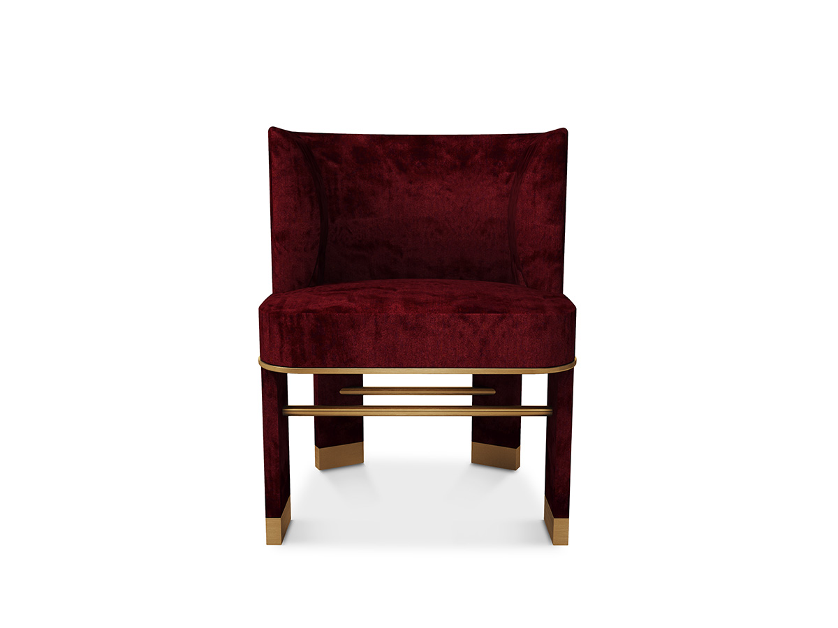 Geoffrey - Bespoke Dining Chair from BySwans