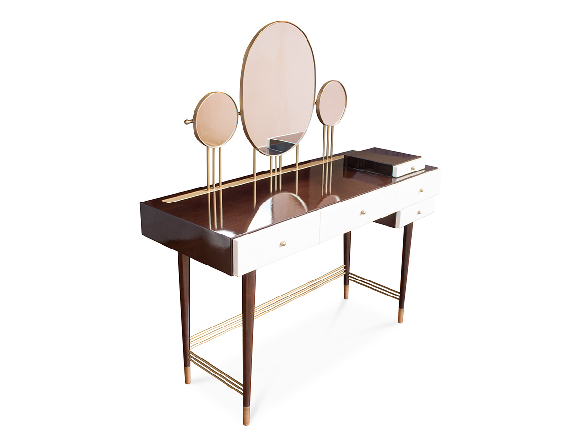 victoria-contemporary-dressing-table-vanity-wengue-wood-brushed-brass-leather-byswans-01