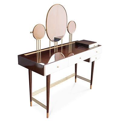 Victoria - Bespoke Dressing Table from BySwans