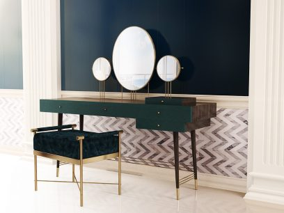Victoria – Bespoke Dressing Table from BySwans