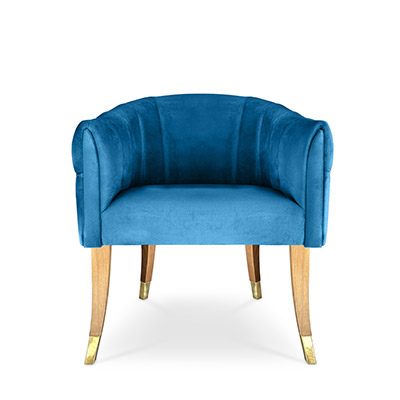 Eleanor Dining Chair from BySwans - Bold Statement Furniture