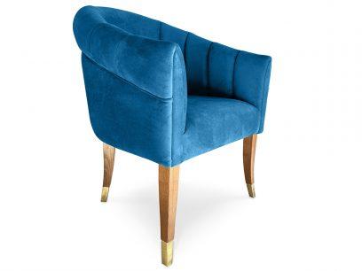 eleanor-mid-century-modern-dining-chair-velvet-wood-brass-byswans-upholstery-5