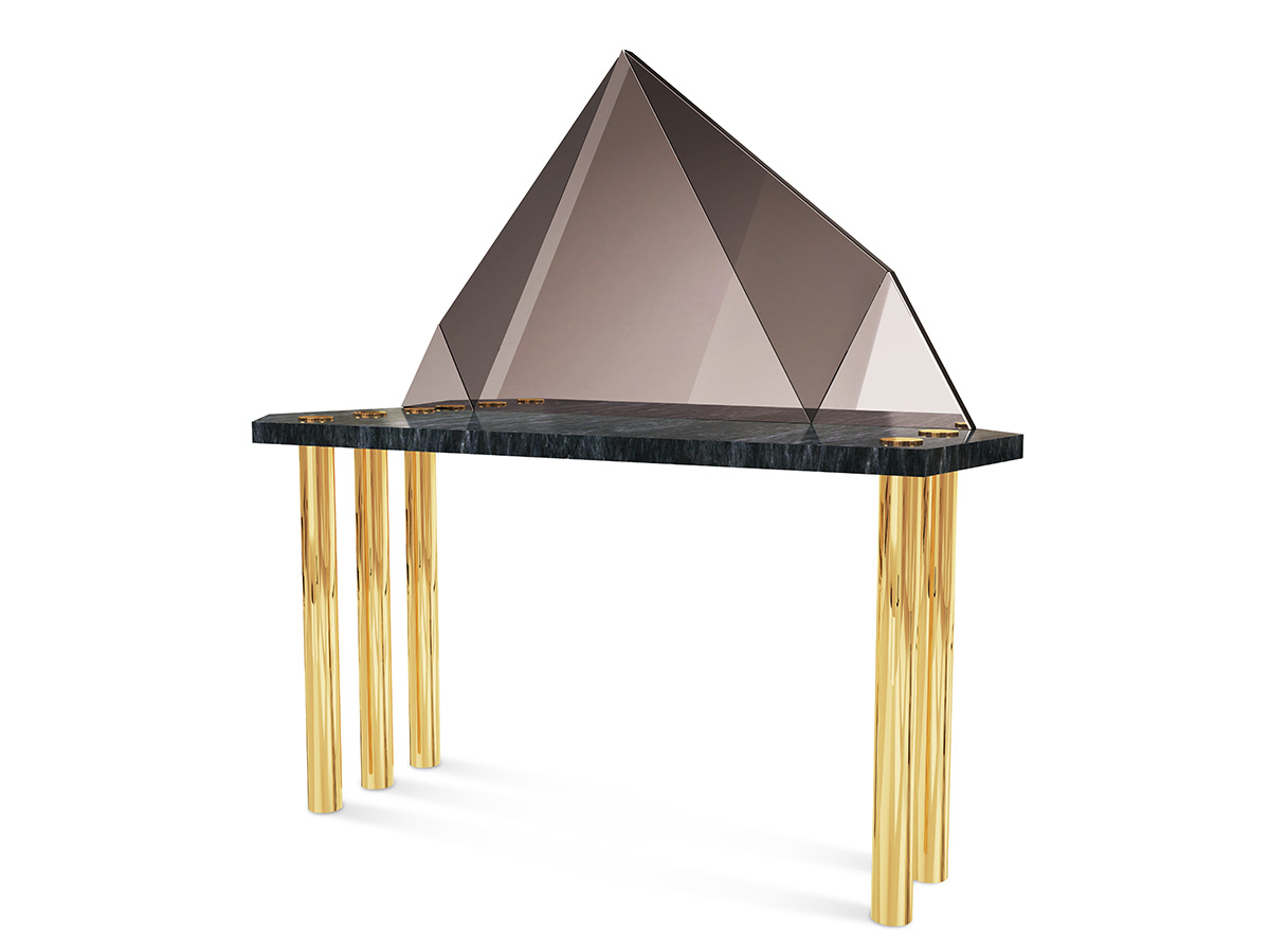 Titanic Dressing Table from BySwans – Bold Statement Furniture
