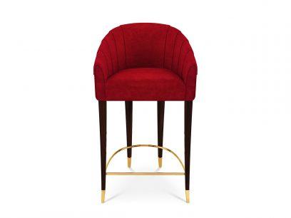 Eleanor Bar Chair   BySwans Bold Statement Furniture