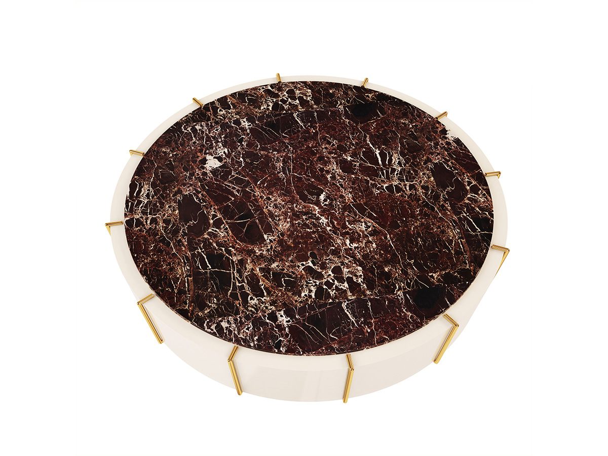 Dandelion II Center Table | BySwans Bold Statement Furniture