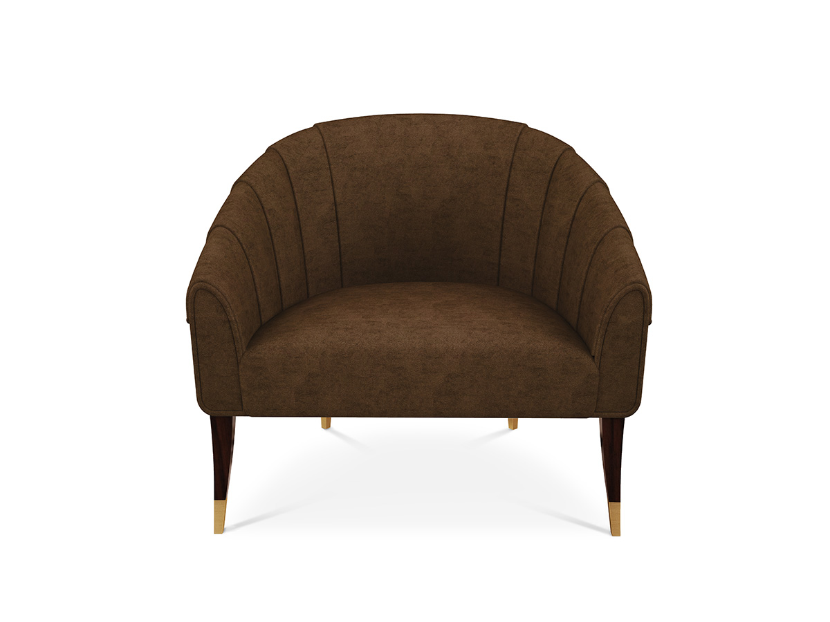 Eleanor Armchair | BySwans Bold Statement Furniture