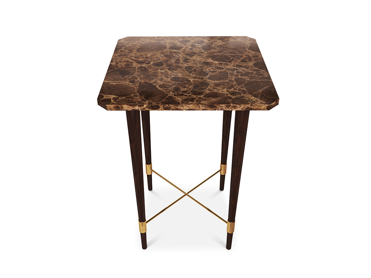 Quentin Tall Bar Table | BySwans Bold Statement Furniture