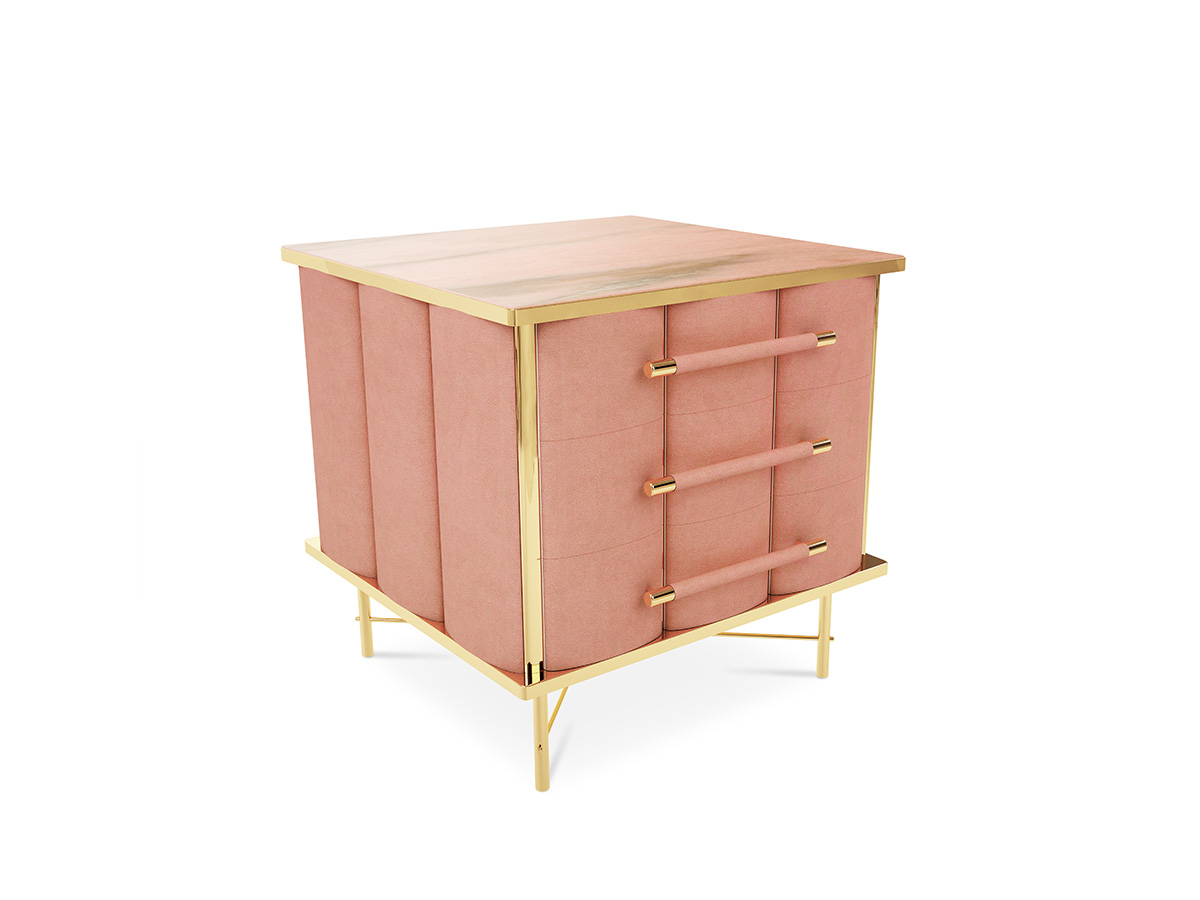 Columbus Nightstand | BySwans Bold Statement Furniture