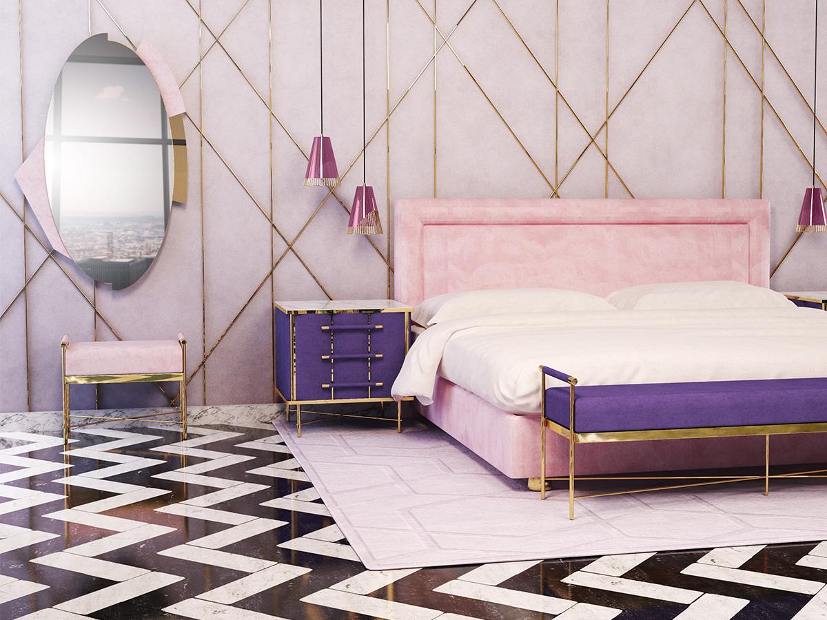 Jayne Wall Mirror | BySwans Bold Statement Furniture