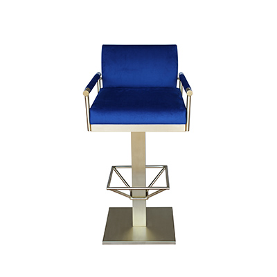 Meryl II Swivel Bar Chair | BySwans Bold Statement Furniture
